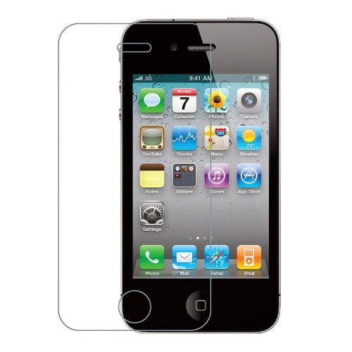 iPhone 4 / 4s kijelzővédő üvegfólia