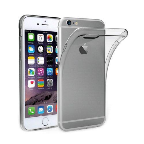 iPhone 6 átlátszó szilikon védőtok